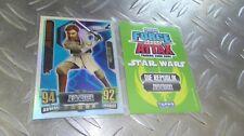 OBI-WAN KENOBI  226 - Force Meister - Clone Wars Serie 2 - Star Wars Force Attax