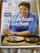 BBC GOOD FOOD RECIPE BOOKLET - OCTOBER 2009 JAMES MARTIN KITCHEN RECIPES