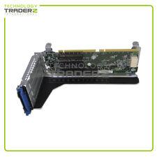 662524-001 HP DL380 G8 3-Slot PCI-e Riser Card 622219-001 w/ Bracket