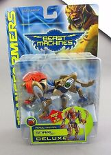 Transformers Beast Machines Snarl NEW Sealed MOSC Lion Hasbro