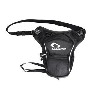 1x Kraftstoff Tank Tasche, Modisch Accessoire für ATV Quad Motorrad -Schwarz