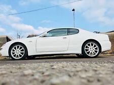 MASERATI 3200 GT WHITE V8 Turbo Ferrari Engine AUTOMATIC CLASSIC CAR PX 911