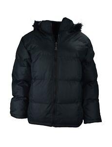 Tattopani®   Ladies polyester  miniripstop  puffypadded with hood jacket..