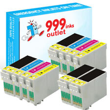 Compatible Extra High Yield Ink Replace Stag T1301 T1302 T1303 T1304 - 10 Pack