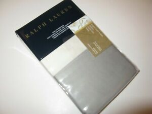 Ralph Lauren Emilia Hathersage King pillowcases Hollywood blue
