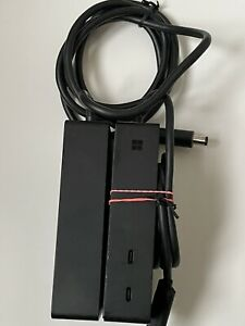 Microsoft Dock 2 - 1917 Docking Station USB-A USB-C Audio Ethernet +++ PSU