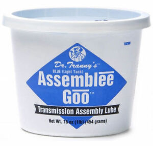 DR TRANNY ASSEMBLEE GOO BLUE  TRANSMISSION ASSEMBLY LUBE