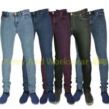 Short Faded Big & Tall Skinny, Slim Jeans for Men