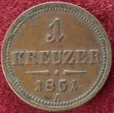 Austria Kreuzer 1851 (C0610)