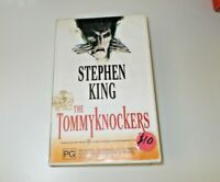 The Tommyknockers vhs PAL BIG BOX EX RENTAL Stephen King