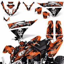 Full Graphic Kit Polaris Predator 500 ATV Quad Wrap Decal Deco 2003-2007 REAP O