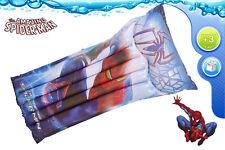 SPIDERMAN Luftmatratze - Schwimmbadmatte 119 cm x 61 cm aufblasbar [NEU]