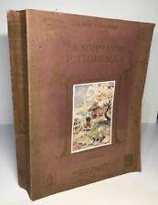 Libro De La Normandia Pintoresca Ediciones Paul Duval Elboeuf París 1933