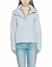 Bench Women's Easy Cotton Jacket in zen blue uk sz small sz 10 new rrp £55