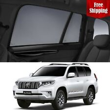 TOYOTA Landcruiser PRADO 2017-2018 Magnetic Car Window Sun Blind Sun Shade Mesh