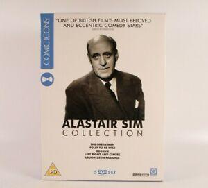 Alastair Sim Collection DVD 5 Film Box Set Comic Icons