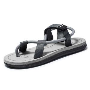 Mens Slingabcks Beach Sandals Shoes Open Toe Walking Sports Flats Non-slip New B