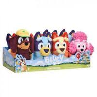 ***GENUINE*** BLUEY / BINGO / COCO / SNICKERS 20cm plush toys with tags