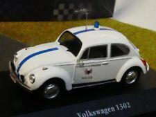 1/43 Ixo VW 1302 Käfer Police Belgien POLICE CARS 8010