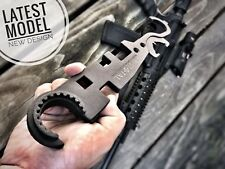 AR15 Armorers Castle Nut Barrel Multi Tool Spanner Wrench AR15TOTAL M16 M4 Heavy