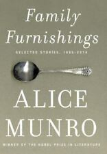 Family Furnishings : Selected Stories, 1995-2014 by Alice Munro (2014, Hardcover