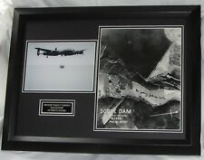 GEORGE 'JOHNNY' JOHNSON SIGNED  DAM BUSTERS AUTHENTIC ITEM GUARANTEED AFTAL