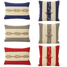Nautical Modern Decorative Cushions