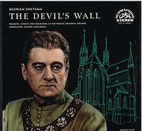 Smetana: The des Teufels Wall / Chalabala, Prague National Theatre - LP NM/Ex