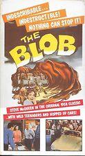THE BLOB (VHS) STEVE MCQUEEN GOODTIMES