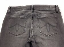Level 99 Chloe Boot Cut Distressed Womens Jeans 29 Sandblasted Black Revive Wash