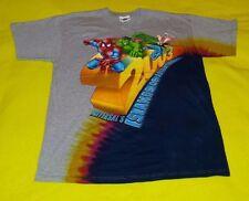 Men's Universal Studios Islands of Adventure Short Sleeve Tee Shirt Size Large N