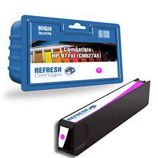 compatible (NO ORIGINAL) HP 971xl Magenta Cartuchos de tinta para HP Impresoras