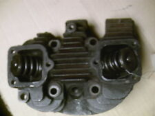 1973 Harley Davidson AMF XLH Sportster rear engine cylinder head valves springs
