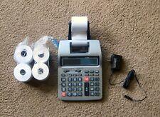 Casio Hr-100Tm Printing Calculator