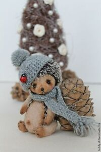 Sewing Pattern For 5,5 Inch Hedghog (Knitting Pattern not Included)