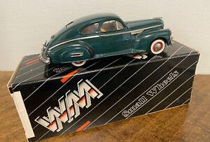 Western Models  WMS 67 1941 BUICK 66S CENTURY SEDANET 1:43