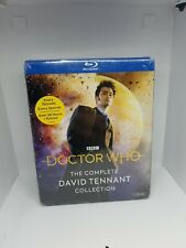 Doctor Who The Complete David Tennant (2019, Blu-ray Disc)
