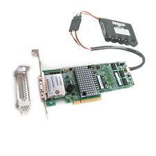 LSI MegaRaid 9286CV-8E Lenovo 4XB0F28646 1GB cache SAS2/SATA3 8port PCI-E RAID