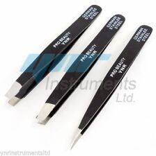 Pinzas de depilar color principal negro