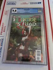 Suicide Squad #1 CGC 9.8 New 52 🔥🔥