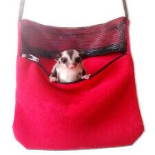 Pet Carrier Bag Hamster Breathable Travel Bag Small Pets Hedgehog, Ferret