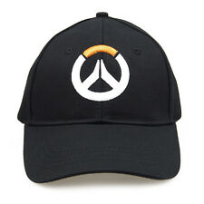 New OW Overwatch Baseball Cap Embroidered Overwatch Costume Cosplay Props Hat