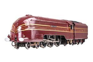 KM1 Live Steam Spare Locomotive Livesteam Coronation Class Brass 1:22,5 Gauge