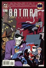 Batman Adventures (1992) Annual #1 1st Print 3rd App Harley Quinn Joker Dini NM