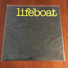 Lifeboat 'Lifeboat' Self-Titled 1985 US Mini-LP Vinyl - Power Pop - EX/EX