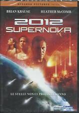 2012 Supernova (2009) DVD