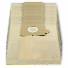 20 x Vacuum Cleaner E53N ES53 Dust Bags For Electrolux Power Plus Hoover Bag