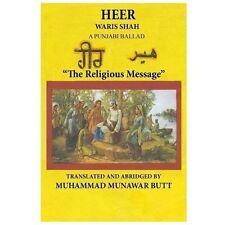 Heer Waris Shah : Translated by M. Munawar Butt: By Shah, Sayyed