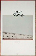 REAL ESTATE Days Ltd Ed New RARE Poster +FREE Indie Rock Poster! Brooklyn NYC