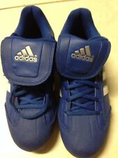 Addidas Blue Softball Sneaker's - Size 5- Good Condition!